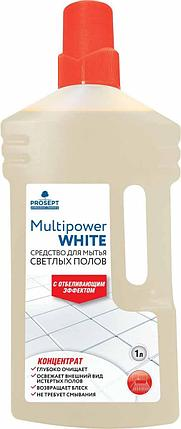 Multipower Floor White - универсальное моющее средство. 1 литр. РФ, фото 2