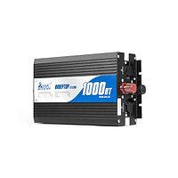 Преобразователь напряжения (инвертор) SVC BI-1000, 12В>220В, 1000Вт.