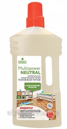 Multipower Neutral - универсальное моющее средство. 1 литр.РФ, фото 2