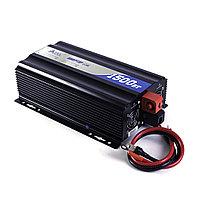 Преобразователь напряжения (инвертор) SVC BI-1500, 12В>220В, 1500Вт.