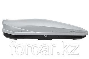 Бокс LUX IRBIS 175 серый матовый 450L (1750х850х400) с двусторонним открыванием, фото 2
