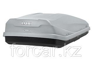 Бокс LUX IRBIS 175 серый матовый 450L (1750х850х400) с двусторонним открыванием, фото 3