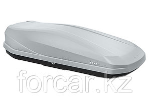 Бокс LUX IRBIS 175 серый матовый 450L (1750х850х400) с двусторонним открыванием