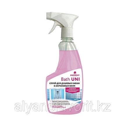 Bath Uni- спрей для душевых кабин и акриловых ванн. 500 мл.РФ, фото 2