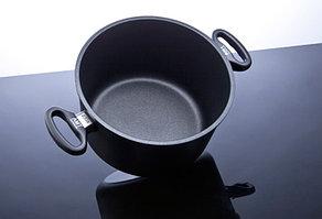 Кастрюля 26x10 см 4 л. с титановым покрытием, литой алюминий, AMT gatroguss Германия 1026AMT