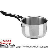 Ковш 14 см/0,8 л Barazzoni Silicon pro inox 28511001480