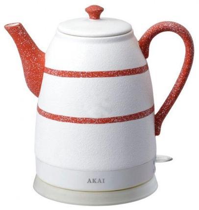 Электрический чайник из керамики Akai (1500вт), фото 2