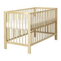 Кроватка детская ГУЛЛИВЕР береза ИКЕА, IKEA