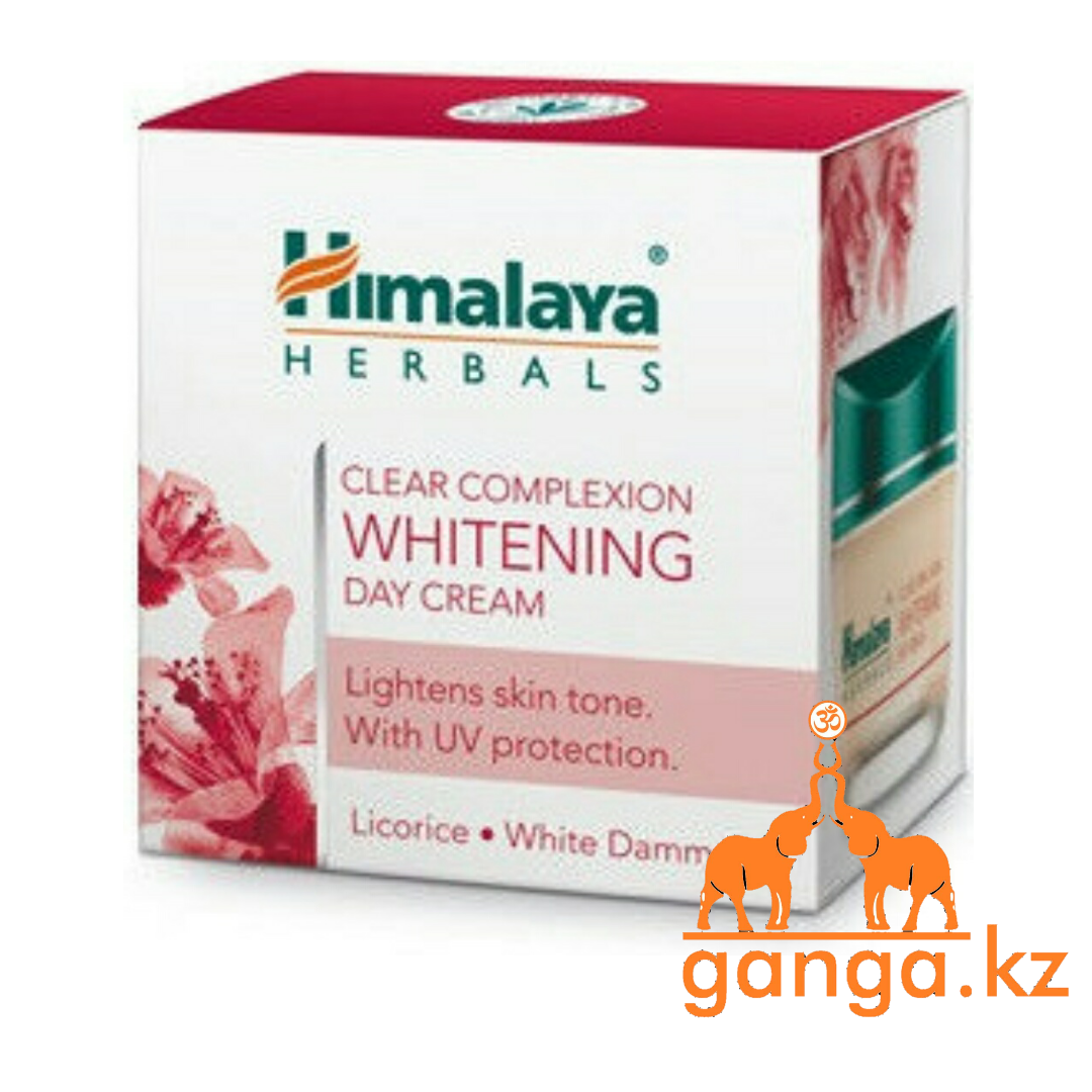 Отбеливающий Дневной Крем, 50 мл (Whitening Day Cream HIMALAYA)