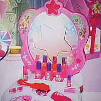 Игровой набор с зеркалом, салон красоты