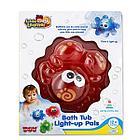 Игрушка для ванной со световыми эффектами  (крабик)