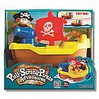 """Игрушка для купания """"Пират"""" (желт.)"""