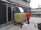 Испарительный охладитель промышленного назначения  ADRIAN-AIR® EV, фото 3