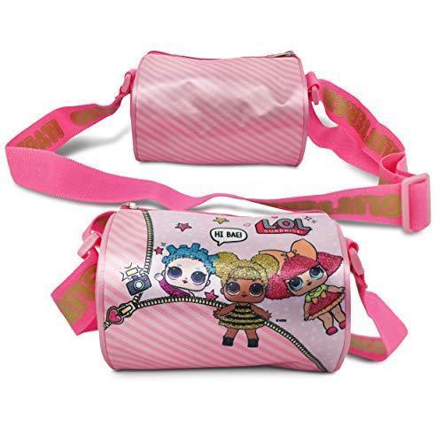 L.O.L Surprise! Glitterati Glam Crossbody сумка / кошелек для девочек