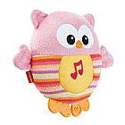Музыкальный ночник Розовая Сова