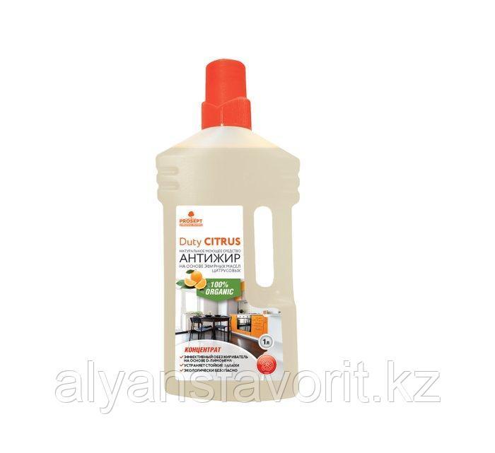 Duty Citrus - универсальное средство для обезжиривания удаления стойких запахов.1 литр.РФ
