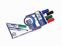 Набор из 4х маркеров для доски, 1-3мм, Forpus