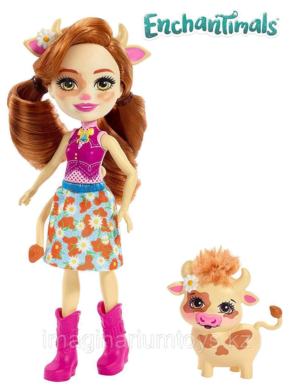Кукла Enchantimals Коровка
