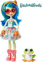 Кукла Enchantimals Лягушка, фото 1
