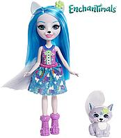 Кукла Enchantimals Винсли Волк, фото 1