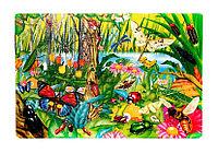 Коврик-пазл Altacto Creative Мир насекомых, 54 дет.