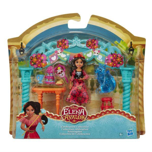 H C0383 ELENA Набор для маленьких кукол Елена  из Авалор