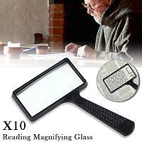 Лупа квадратная для чтения Magnifier., фото 1