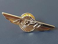 Значок Airbus A320 с крыльями