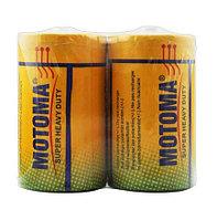 Солевые батарейки Мотома SHDY-R20S-2B