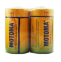Солевые батарейки Мотома SHDY-R14P-2B