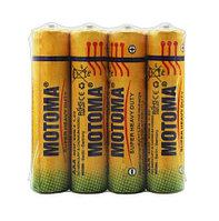 Солевые батарейки Мотома R03P-4S