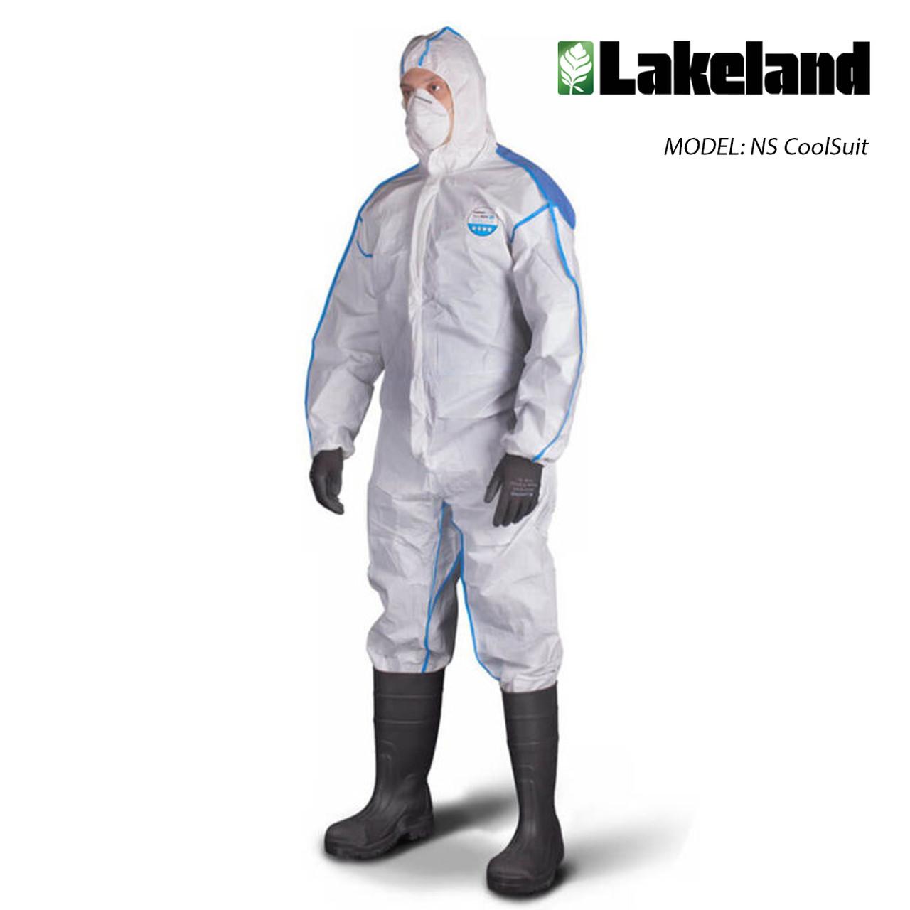 Одноразовые комбинезоны LakeLand NS CoolSuit