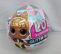 Кукла ЛОЛ Зимнее диско LOL Surprise Winter Disco Glitter Globe