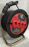 Удлинитель на катушке 50м кабель 2х1.5