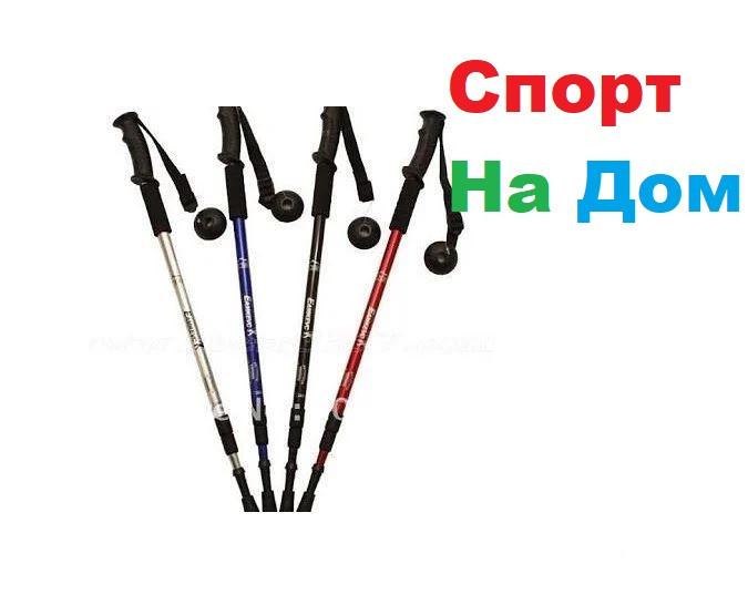 Палки для скандинавской ходьбы (длина 135 см)