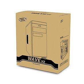 Компьютерный корпус Deepcool WAVE V2 без Б/П, фото 2