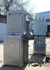 КТПС 63-100 кВА, Комплектная трансформаторная подстанция сельская КТПС 100 кВА, с Трансформатором