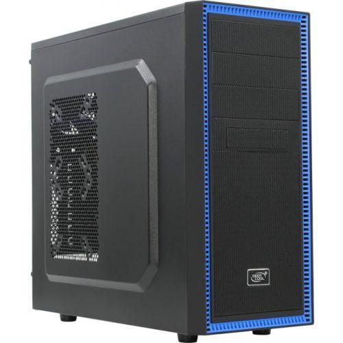 Компьютерный корпус Deepcool TESSERACT BF Black без Б/П
