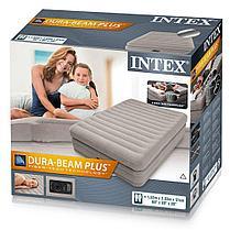 Кровать надувная Intex 64446 ( размеры: 203 х 152 х 51 см ), фото 3