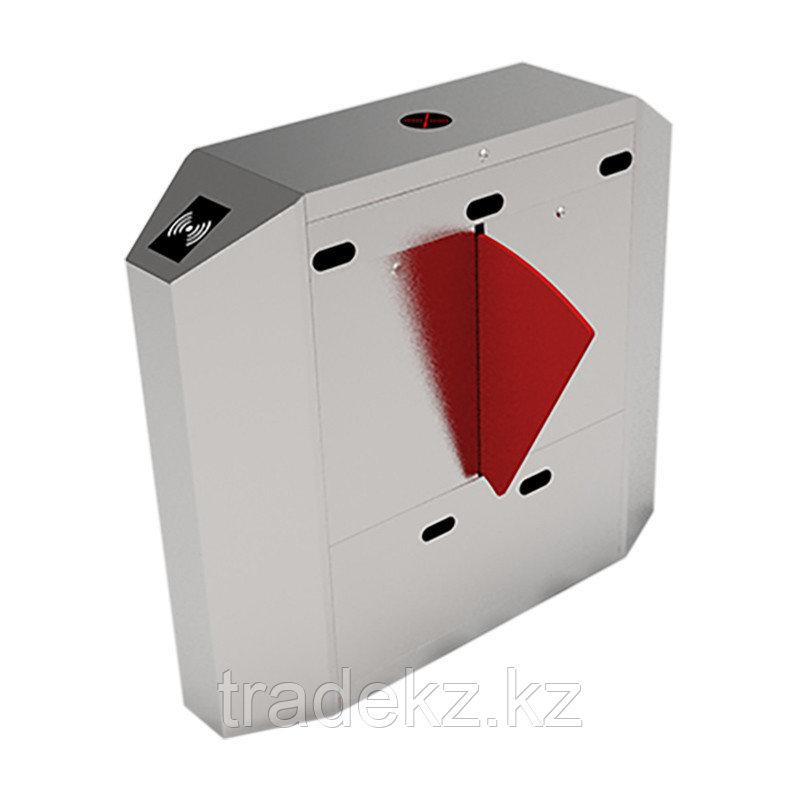 Турникет с раздвижными створками FBL2211, со считывателями RFID и контроллером