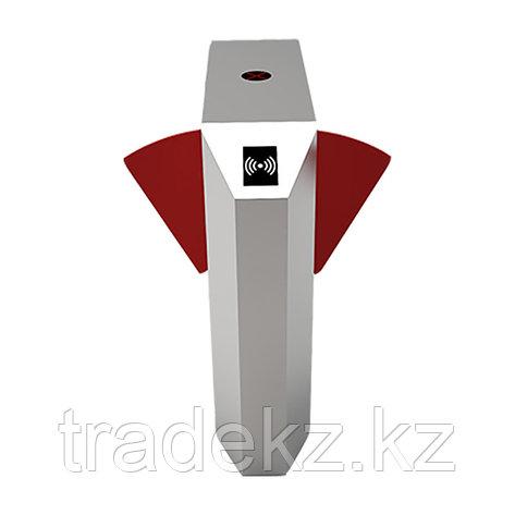 Турникет с раздвижными створками FBL2222, с биометрическими считывателями и контроллером, фото 2