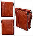 Кожаный бумажник с защитой RFID - Сохраните свои деньги!, фото 7
