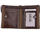 Кожаный бумажник с технологией RFID - Сохраните свои деньги!, фото 3