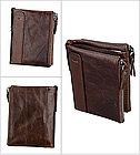Кожаный бумажник с технологией RFID - Сохраните свои деньги!, фото 5