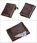 Кожаный бумажник с технологией RFID - Сохраните свои деньги!, фото 7