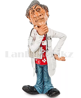 Сувенирная Фигурка Доктор 26 см