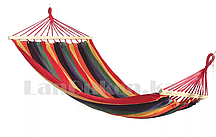 Подвесной гамак радуга надежный 2.3х1.5 м