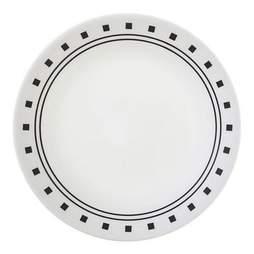 Тарелка десертная City Block, d=17 см