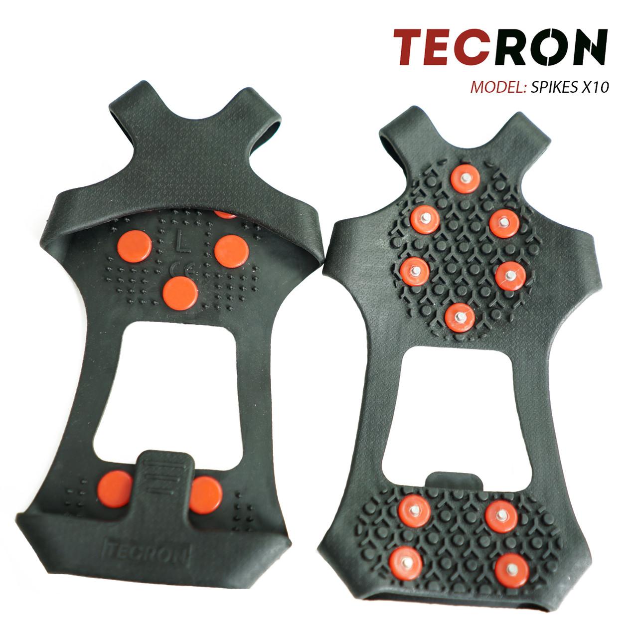 Ледоступы (ледоходы) TECRON™ Spikes X10