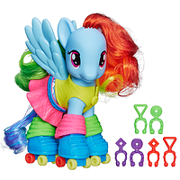 Пони Rainbow Dash  с аксессуарами MY LITTLE PONY HASBRO, фото 1